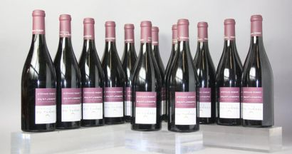 12 bouteilles SAINT JOSEPH - DOMAINE TUNNEL...