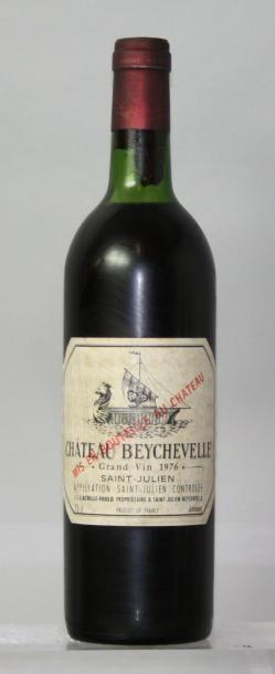 1 bouteille CHÂTEAU BEYCHEVELLE 4éme GCC...