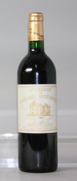 1 bouteille CHÂTEAU BAHANS D'HAUT BRION 1er...