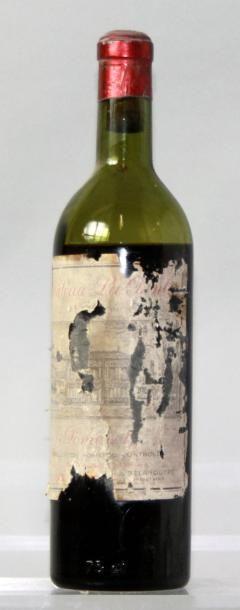 1 bouteille CHÂTEAU LA POINTE - Pomerol 1953...