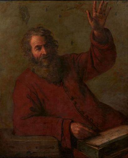 Attribué à Jacob van OOST (1601-1671)