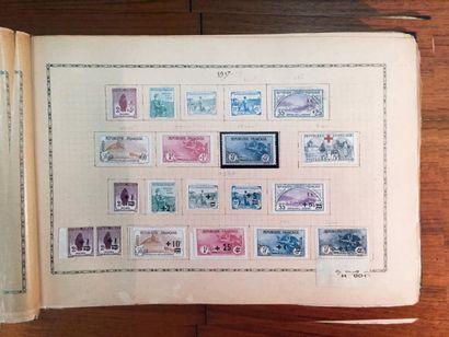 France Poste - Poste Aérienne - Taxe - Préoblitérés Emissions 1900/1953: Très belle...