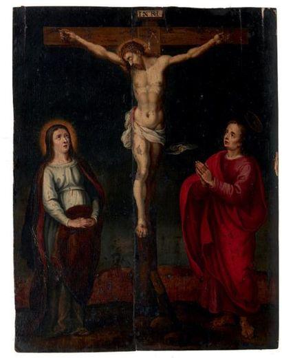 ÉCOLE FLAMANDE VERS 1610, SUIVEUR D'OTTO VENNIUS