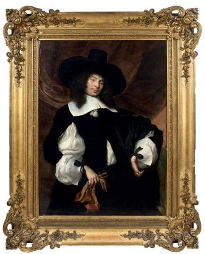 JACOB VAN REESBROECK (ANVERS 1620 - HOOGSTRATEN 1704)