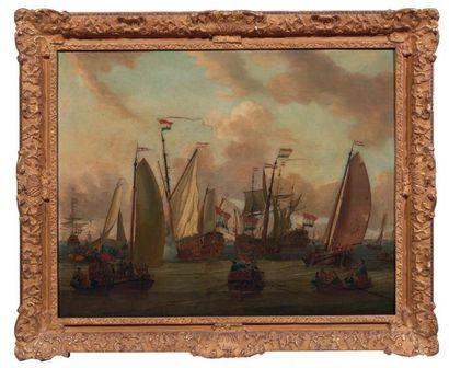 Abraham Storck (Amsterdam 1644-1708)