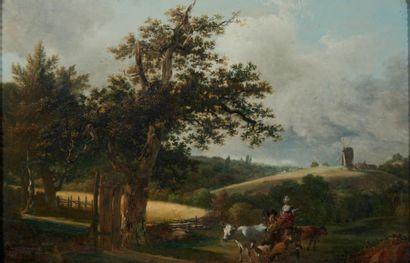 JEAN-LOUIS DEMARNE (1752 - 1829)