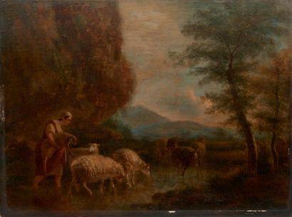 École HOLLANDAISE vers 1800
