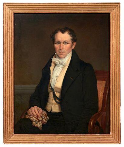 ALFRED J.F. GREGORIUS (BRUGES 1774-1853)