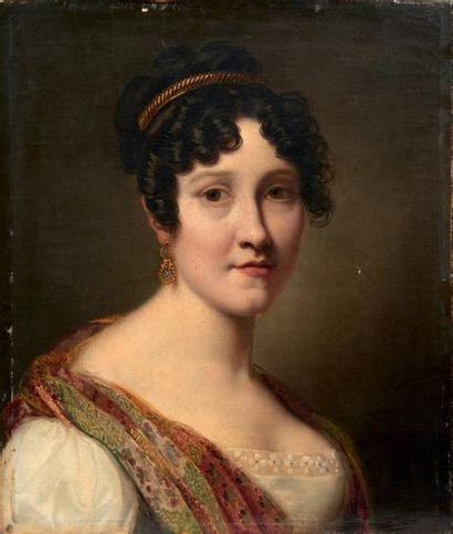 ALEXANDRE JEAN DUBOIS DRAHONET (PARIS 1791 - VERSAILLES 1834)