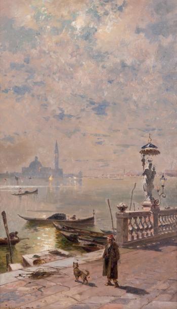 FRANZ RICHARD UNTERBERGER (1837-1902)