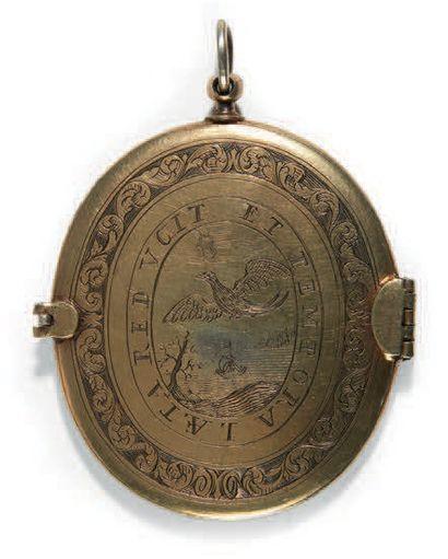 Ecole FRANCAISE vers 1710