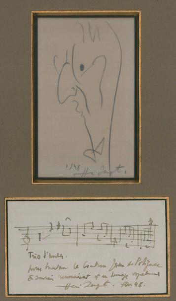 Henri SAUGUET (1901-1989)