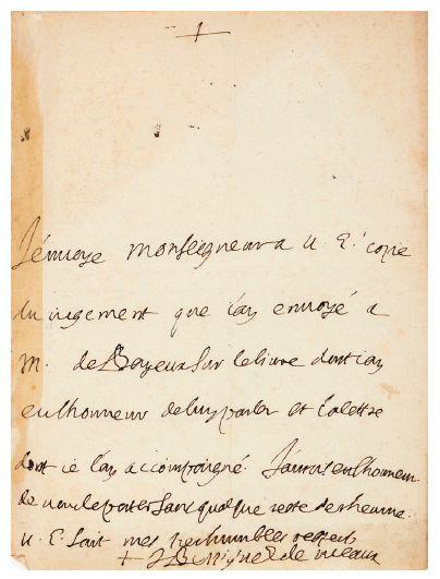 BOSSUET (Jacques-Bénigne)