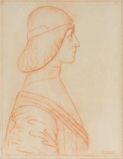 Fernand Khnopff (1858-1921)