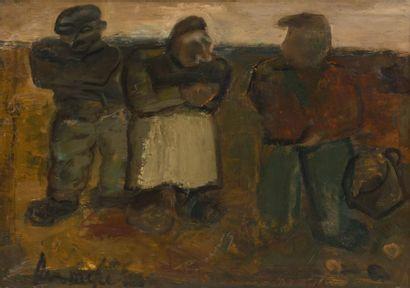 CONSTANT PERMEKE (1886 - 1952)