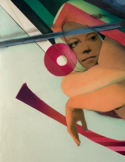 Pol MARA (1920-1998) Objekteum, 1970 Huile sur toile. Signée et datée au dos. H_145,5...