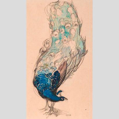 PAUL JOUVE (1878-1973)<br/>France