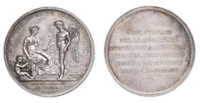 MÉDAILLE 1802. Constitution de la République...