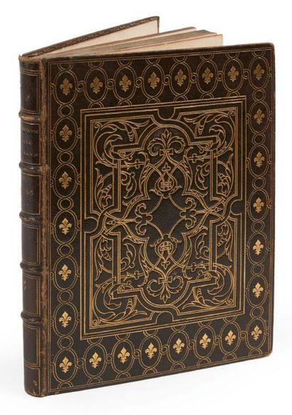 BOISSARD (Jean-Jacques) Theatrum vitae humanae. Metz: Abraham Fabert pour Theodor...