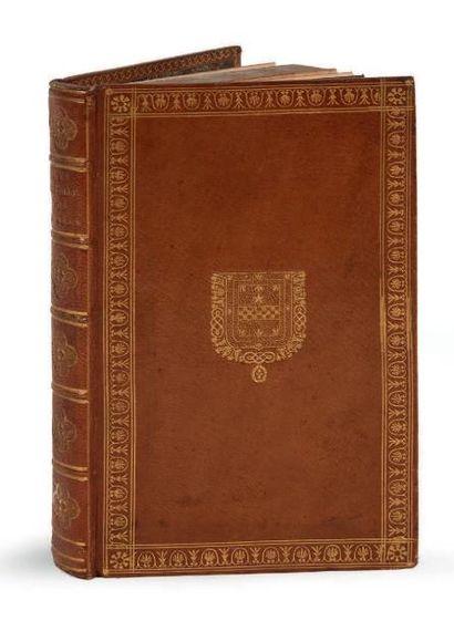 BILLAUT (Adam) Les Chevilles de Me Adam menuisier de Nevers. Rouen: Jacques Cailloué,...