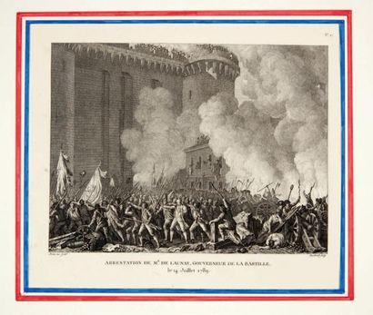 [GRAVURES] Ensemble de 67 gravures La Révolution...