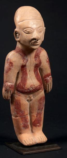 CULTURE BAHIA Statuette représentant un homme...