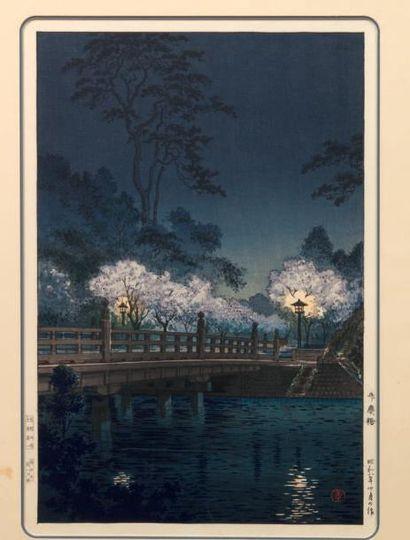 TSUCHIYA KOITSU (1870-1949): OBAN TATE-E