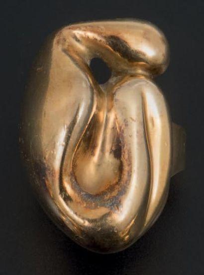 GABRIELLE HAARDT (FRANCE 1917 - BELGIQUE 2004)