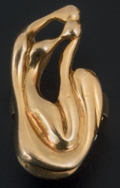 GABRIELLE HAARDT (FRANCE 1917- BELGIQUE 2004)