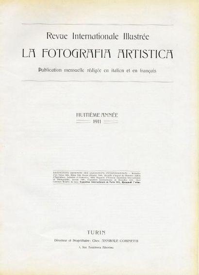 «Revue Internationale Illustrée, La Fotografia...