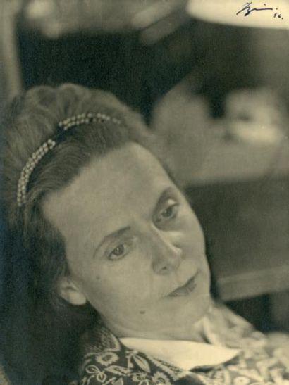 IZIS Elsa Triolet, 1946