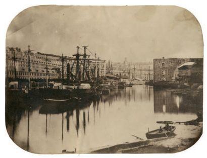 CAPITAINE LOUVEL 14 photographies 1855-1862...
