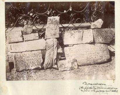 ARCHEOLOGIE «Sarcophages chrétiens de la...