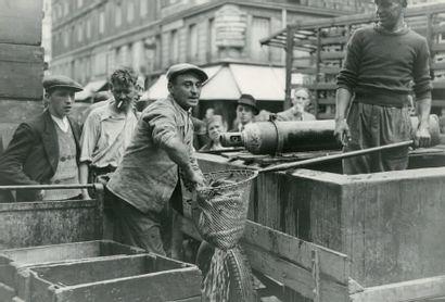 PARIS PITTORESQUE 8 photographies 1910-1939...