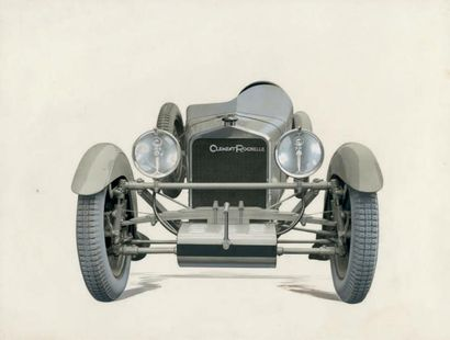 AUTOMOBILES 10 photographies vers 1920 Carrosserie...