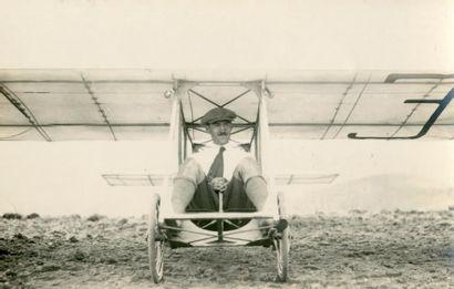 AVIATION 63 photographies vers 1900 Constructeurs...