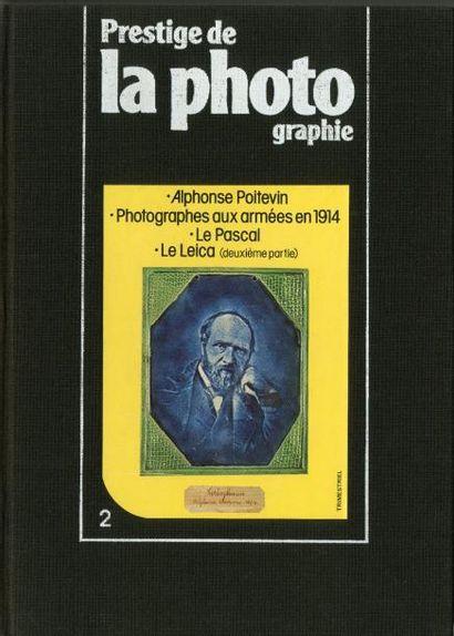 «Prestige de la photographie» 10 volumes...
