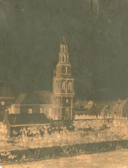 A. BERTOT à Bayeux (attribué à)