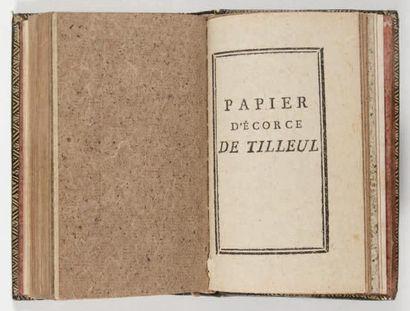 VILLETTE (Charles Michel, marquis de) Oeuvres. A Londres [Montargis, Claude Lequatre],...