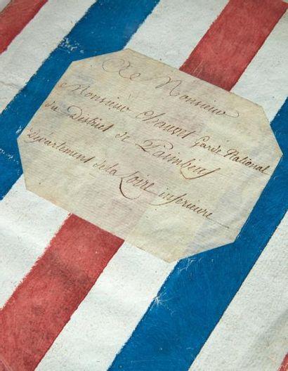 Procès-verbal de la Confédération des François à Paris le quatorze juillet mil sept-cent-quatre-vingt-dix....