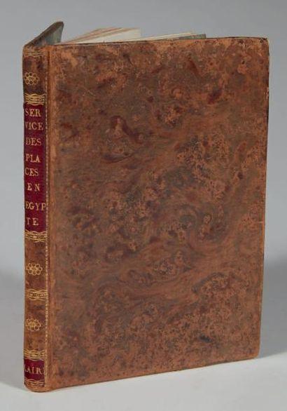 Extrait de l'ordonnance du 1er mars 1768,...