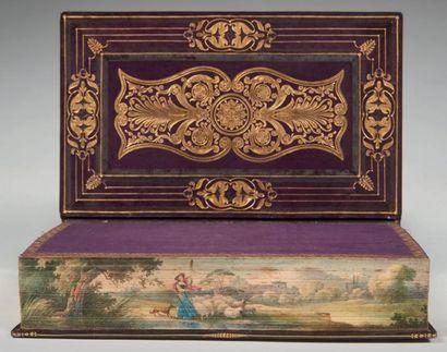 LA FONTAINE (Jean de) Fables. Paris, imprimerie de P. Didot l'aîné, 1813. 2 tomes...