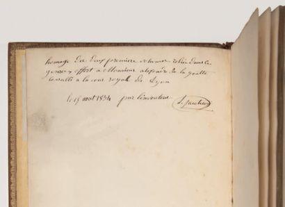 BERNARDIN de SAINT-PIERRE (Jacques Henri) Oeuvres, mises en ordre par L. Aimé- Martin....