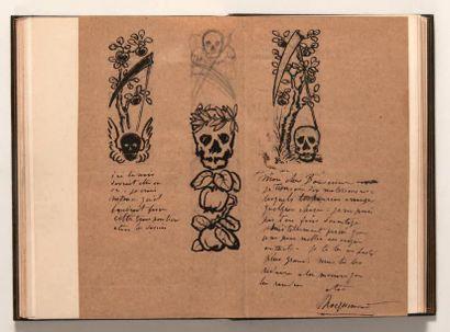 HERVILLY (Ernest d') & André GRÉVIN Le Bon Homme Misère. Légende en trois tableaux,...