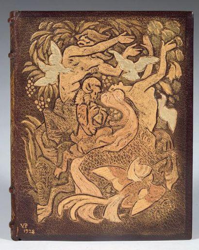 LICHTENBERGER (André) Les Centaures. Roman. Avec vingt-deux compositions gravées...