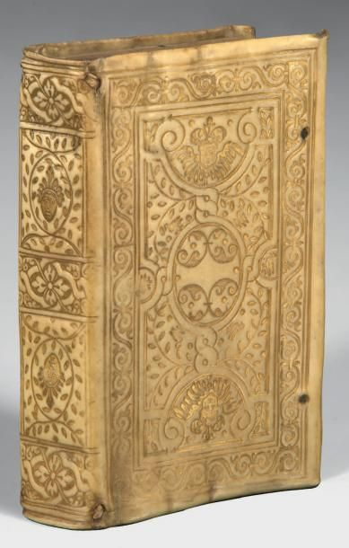 AUSONE Opera. Sans lieu [Genève], Jacob Stoer, 1592-1588. 2 parties en un volume...