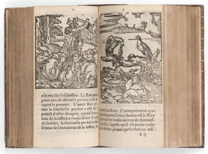 BLUET D'ARBÈRES (Bernard) L'Intitulation & recueil de toutes les oeuvres que Bernard...
