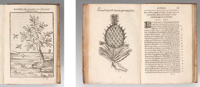 DURET (Claude) Histoire admirable des plantes et herbes esmerveillables & miraculeuses...