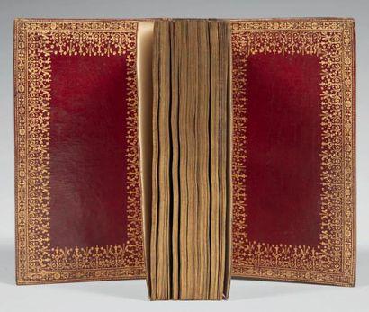 AUGUSTIN (Saint) Les Confessions traduites en François, par monsieur Arnauld d'Andilly....