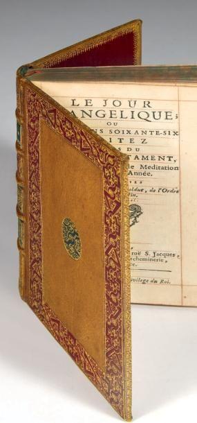QUESNEL (Pasquier) Le Jour evangelique; ou Trois cens soixante-six veritez tirées...